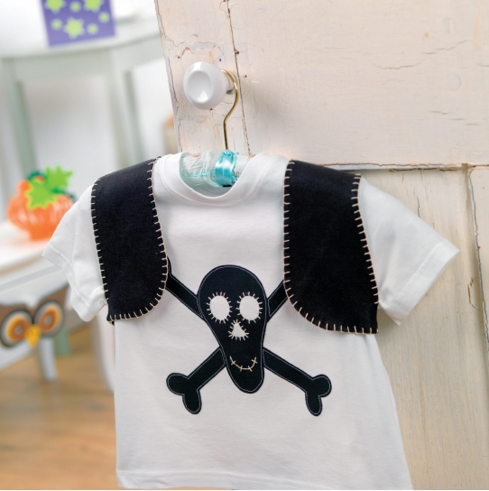 Young Boy's Pirate Costume
