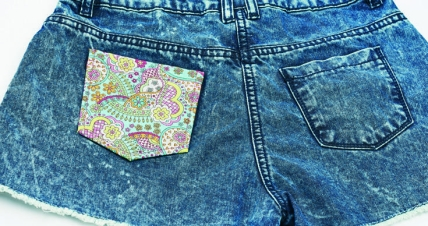 Customised Printed Pocket Shorts