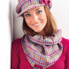 Isobel Hat & Scarf
