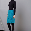 Sewing Bee Lace Pencil Skirt
