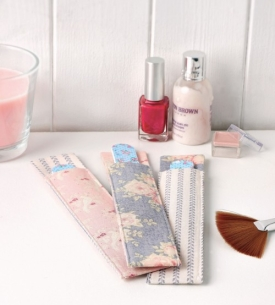 Nail File Holders