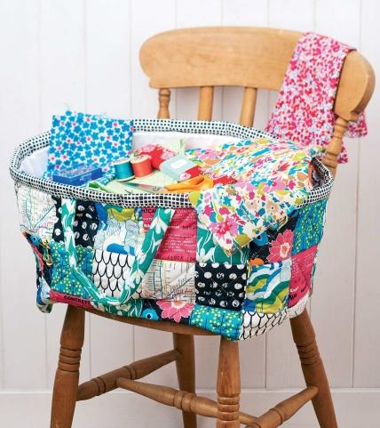 Storage Bag - Free sewing patterns - Sew Magazine