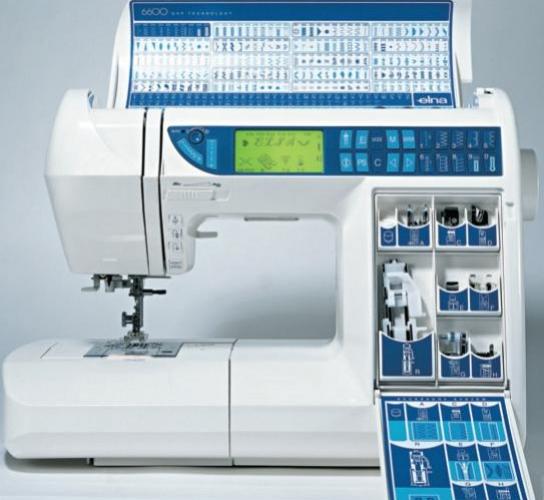Elna Experience 40 Sewing Machine Reviews Sew Magazine Mesmerizing Elna 660 Sewing Machine