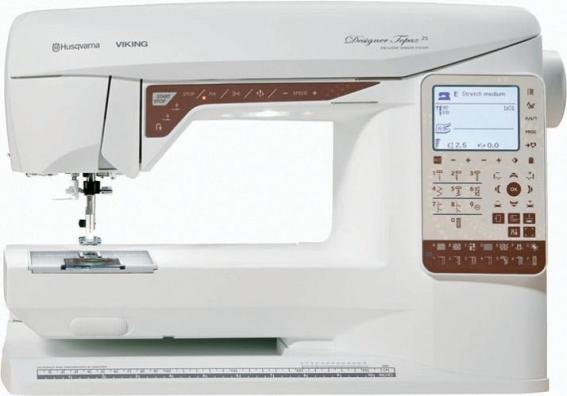 Husqvarna Designer Topaz 25 Sewing Machine Reviews Sew