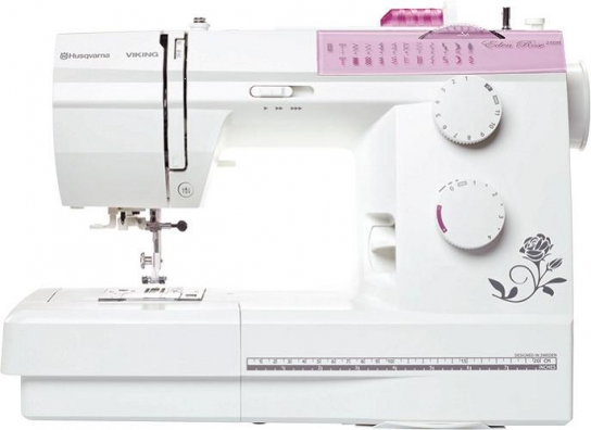 Husqvarna Viking Eden Rose 40M Sewing Machine Reviews Sew Magazine Enchanting Viking 400 Sewing Machine Review