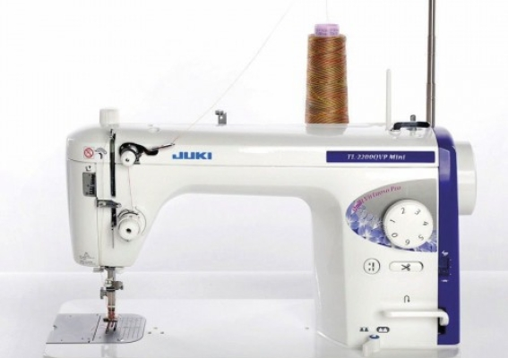 Juki Tl 2200 Qvp Mini Sewing Machine Reviews Sew Magazine