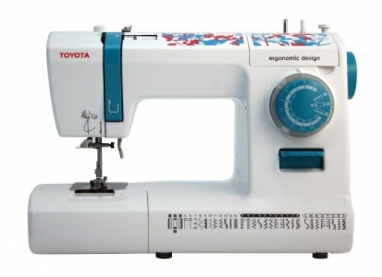 Toyota ECO40C Sewing Machine Reviews Sew Magazine Mesmerizing Toyota Sewing Machine Reviews