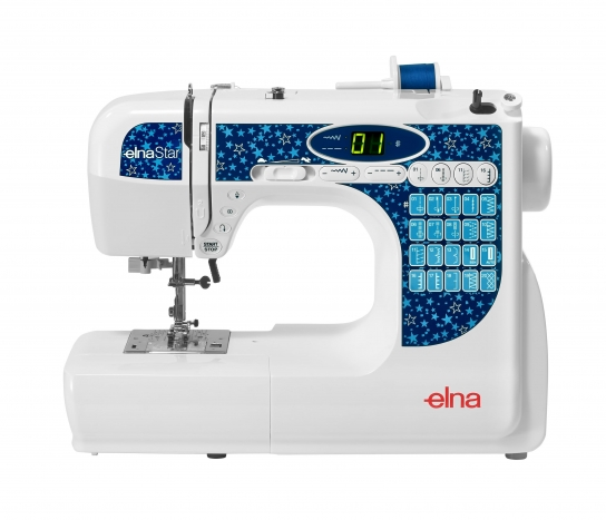 Elna Star Sewing Machine Reviews Sew Magazine Beauteous Elna Sewing Machine Feet Uk