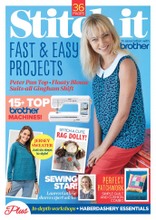 Stitch It! Your Bonus Brother Magazine