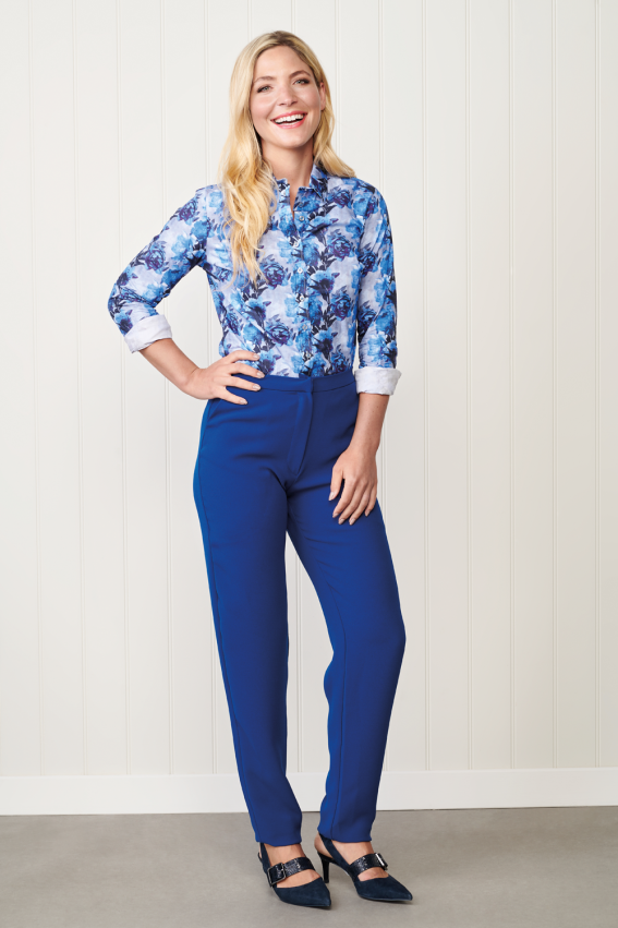 Sew 134 Mar 20 Carla Trousers