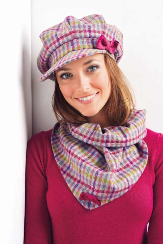 Isobel Cap and Scarf
