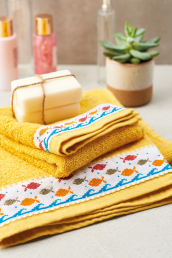 Sew 138 July 20 Marine Towel Set