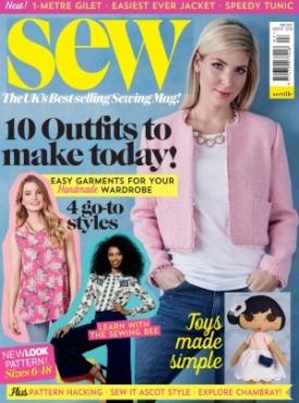 Magazine Templates Sew Magazine