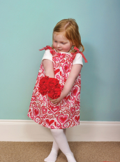Sew 133 Feb 20 Valentine's Dress