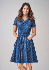 Sew 128 October 19 Amy Dress