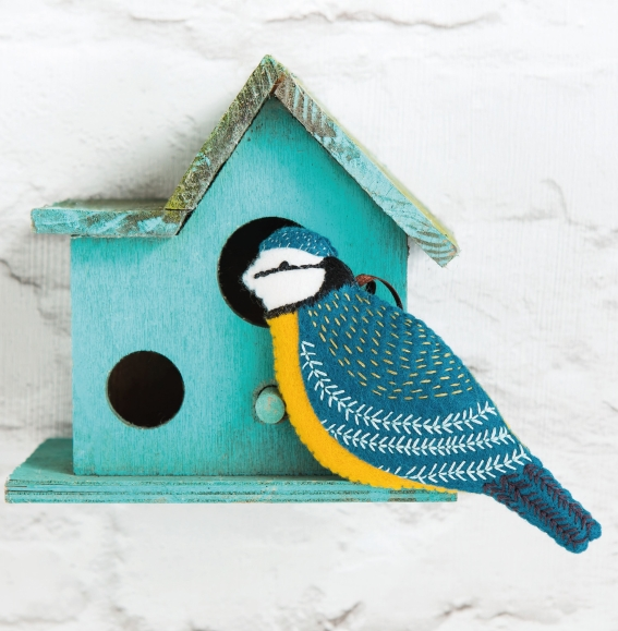 Sew 123 May 19 Blue Tit