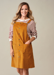 Sew 129 Xmas 19 Harriet Pinafore