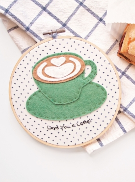 Sew 127 September 19 Love You A Latte Hoop