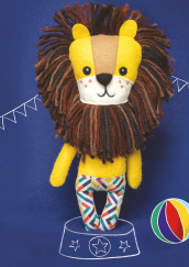 Sew 126 August 19 Leonard the Lion
