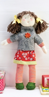 Stitch It May 19 Rag Dolly