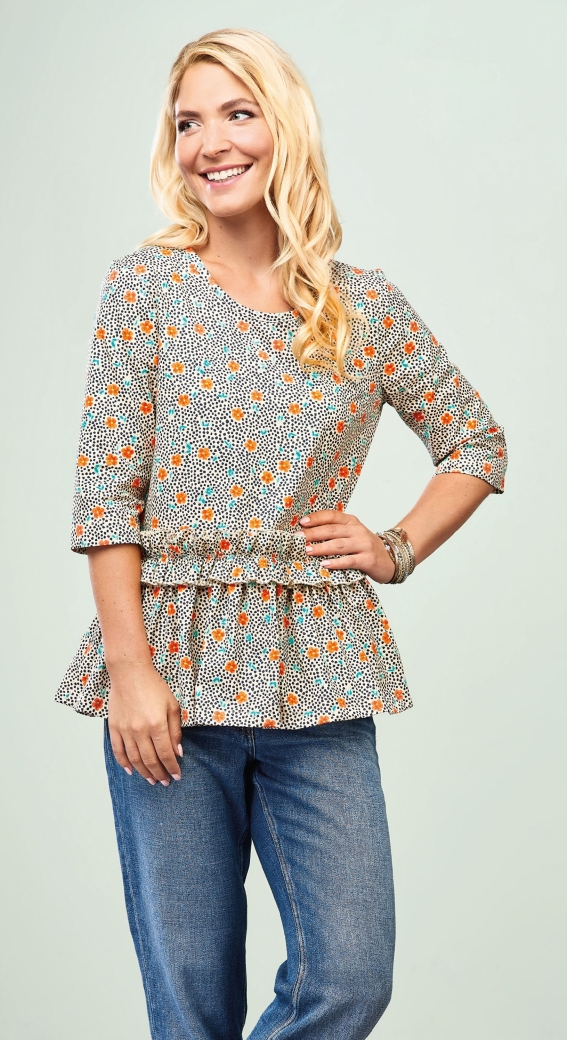 Sew 119 Jan 18 Sienna Top