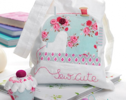 Keep all your sewing bits and bobs together
