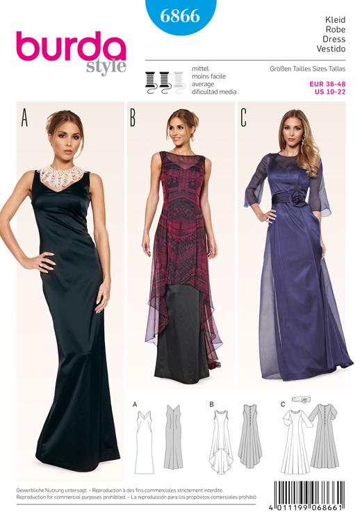 Oscar lookalike patterns - Sewing Blog - Sew Magazine