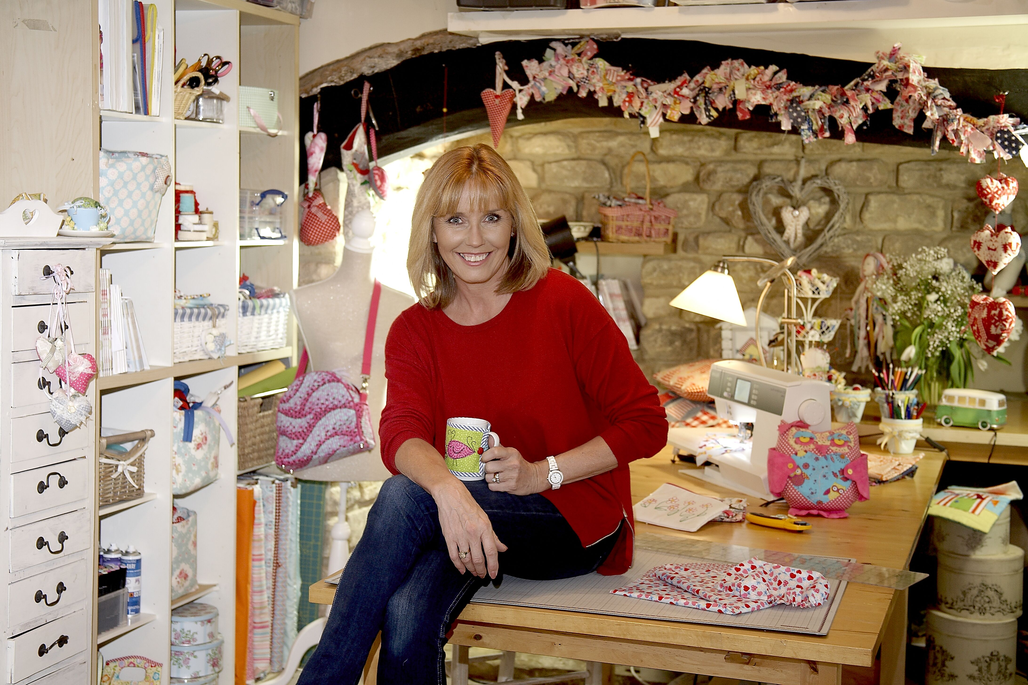 Sew meets… Debbie Shore - Sewing Blog - Sew Magazine