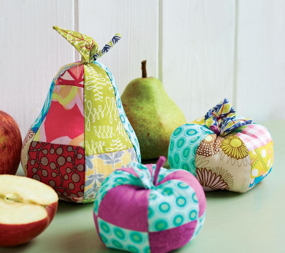 Patchwork Fruit