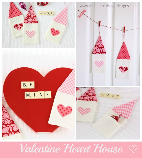 Make valentine gifts