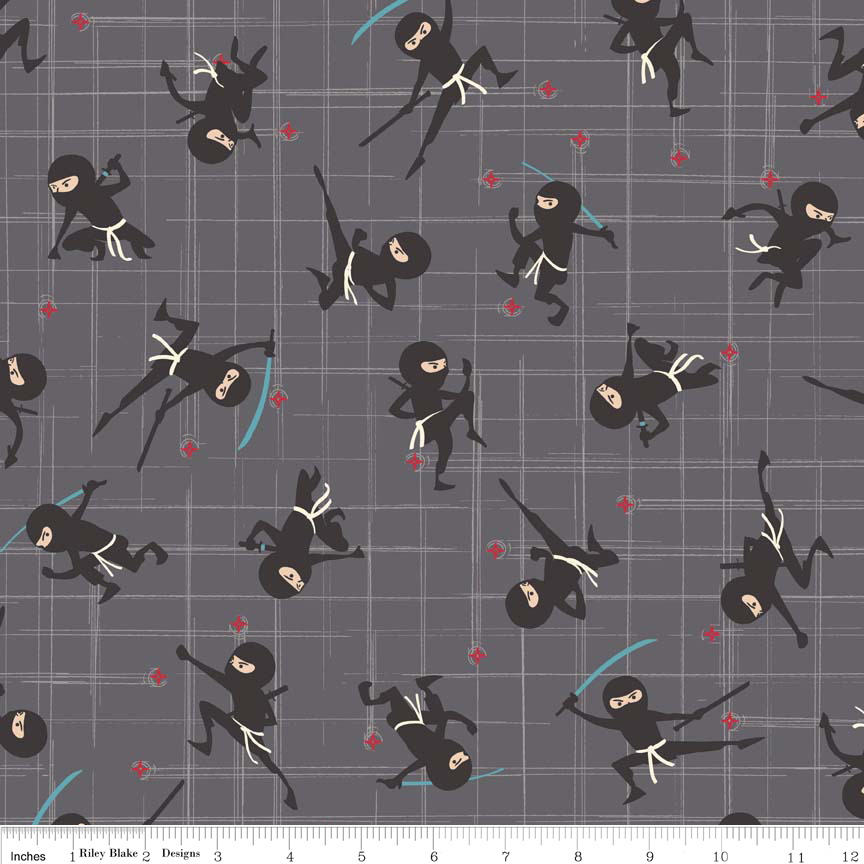 Ninja fabric