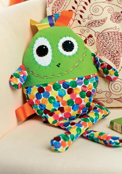 Top 5 Quick-Stitch Toys - Sewing Blog - Sew Magazine
