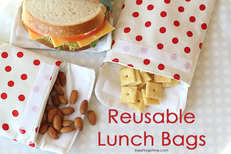 re-useable lunch bag