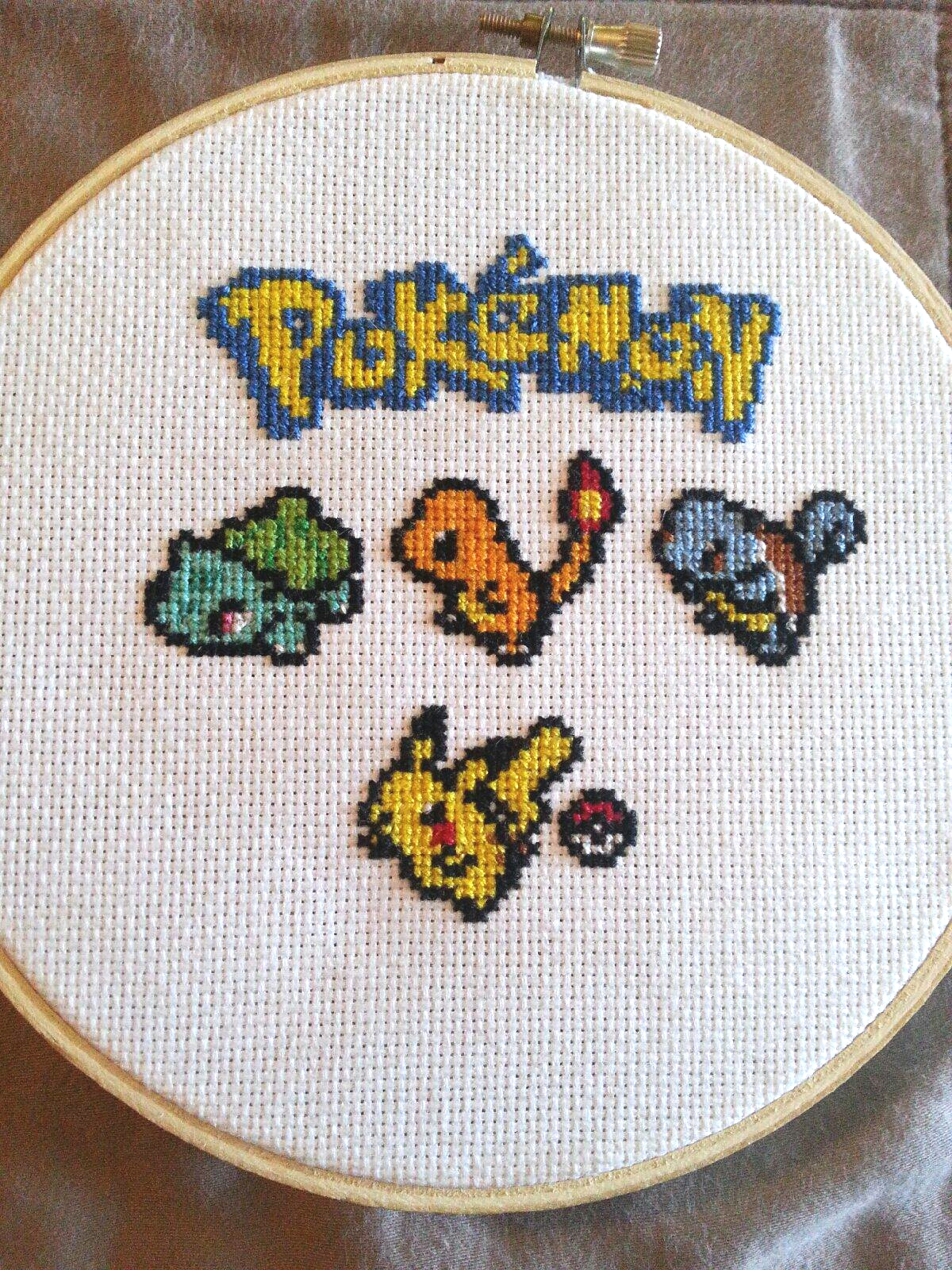 5 Pokemon Pojects You Have To Stitch - Sewing Blog - Sew Magazine