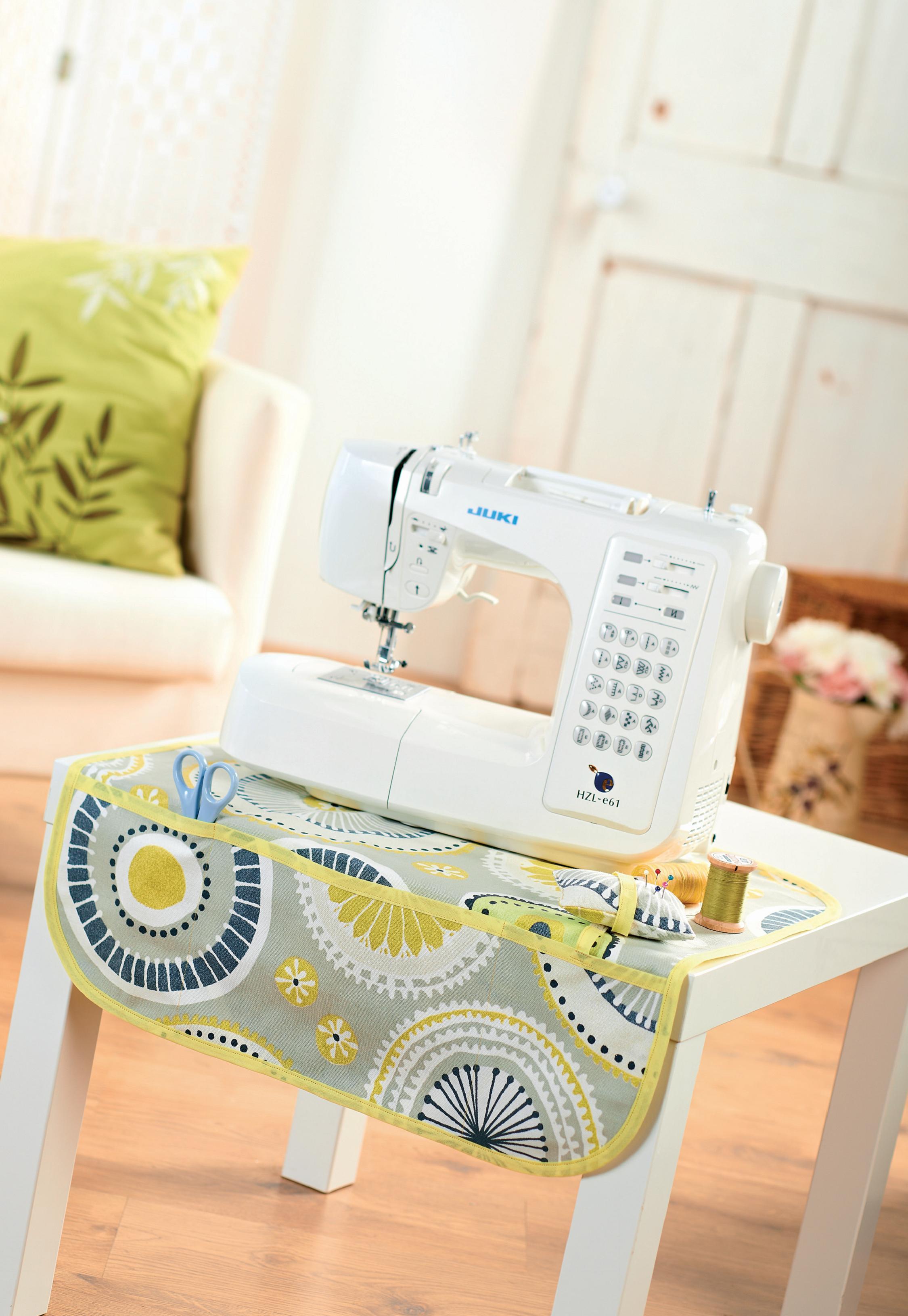 Geometric Print Sewing Machine Mat Free Sewing Patterns