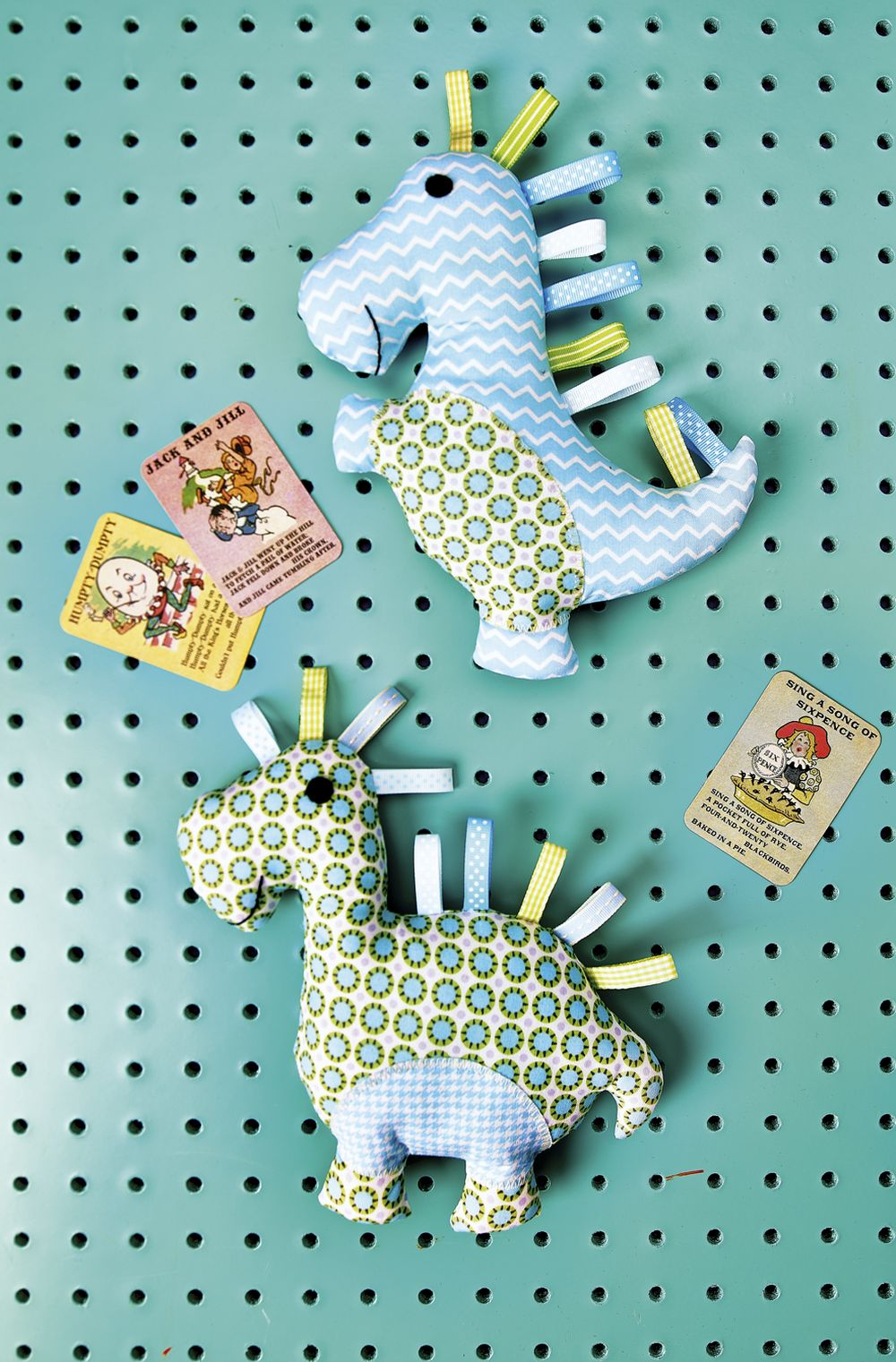 Dino Toys Free Sewing Patterns Sew Magazine