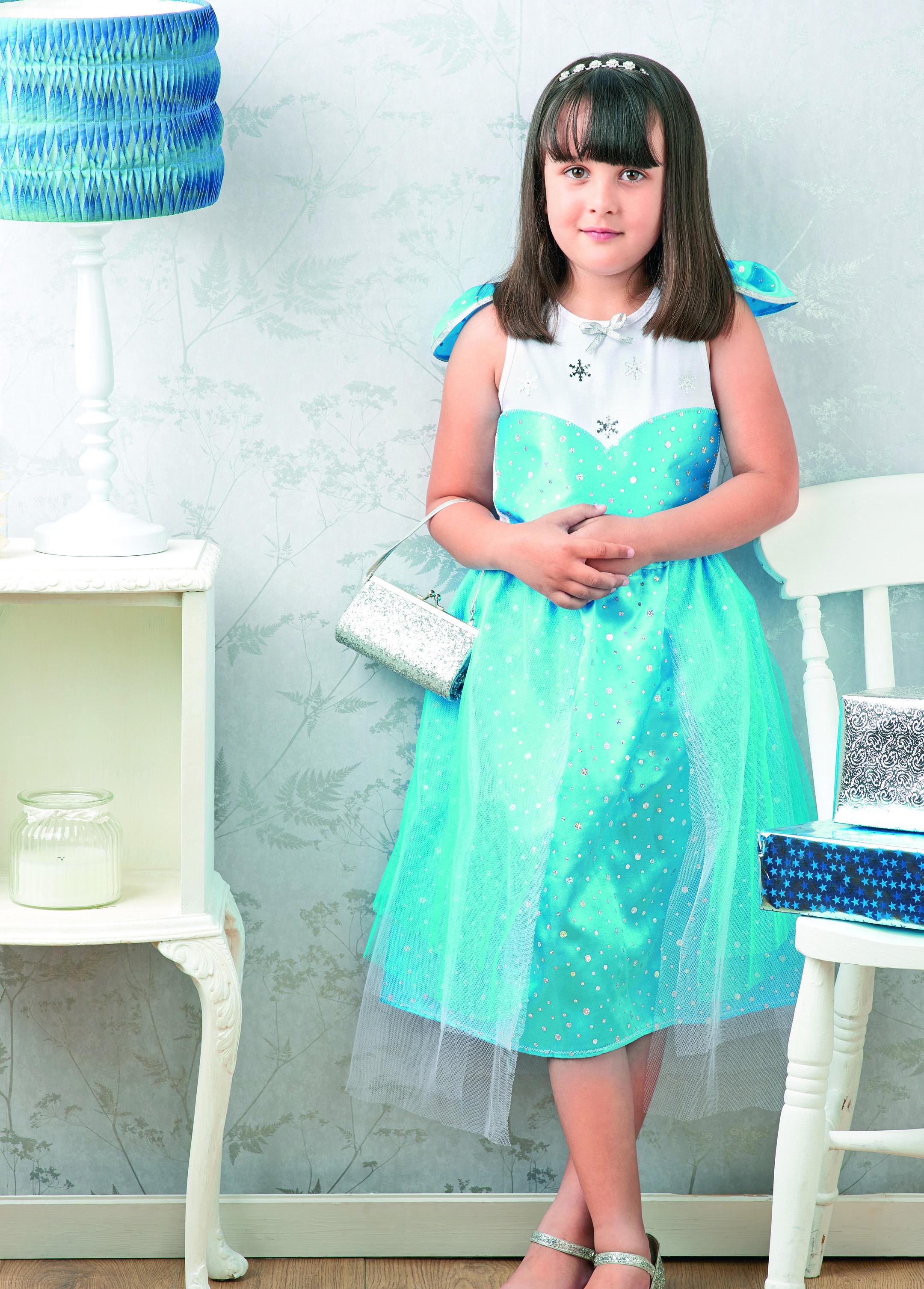 Princess Costume Dress - Free sewing patterns - Sew Magazine