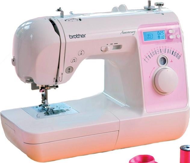 brother innov is10a sewing machine reviews sew magazine. Black Bedroom Furniture Sets. Home Design Ideas