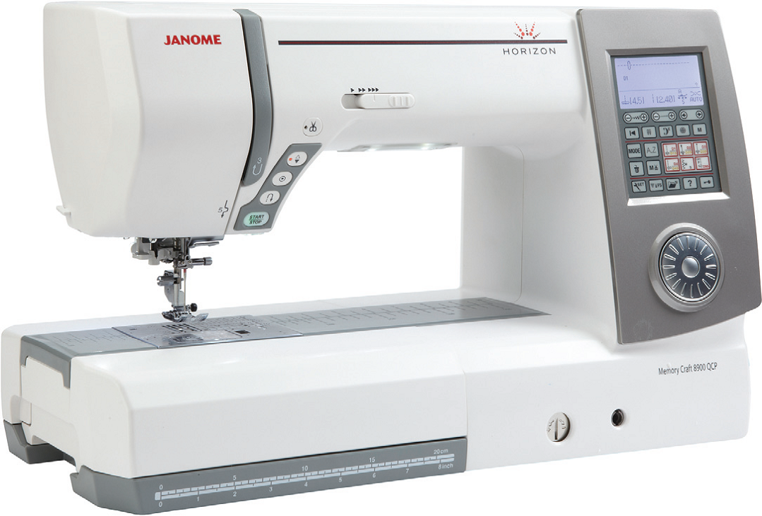 Janome Memory Craft Qcp Reviews