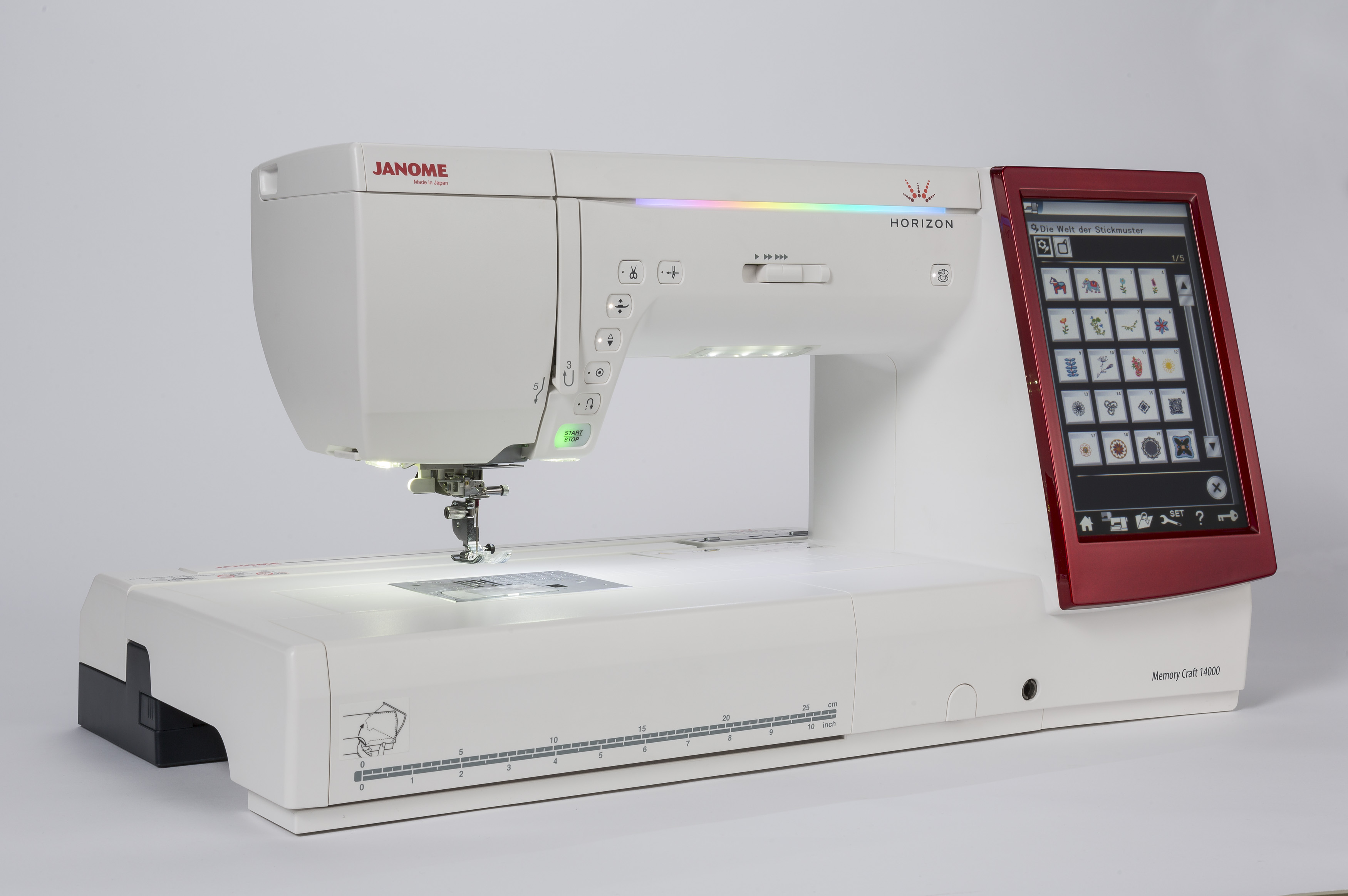 quilt quilting sewing machines machine embroidery se computerised janome