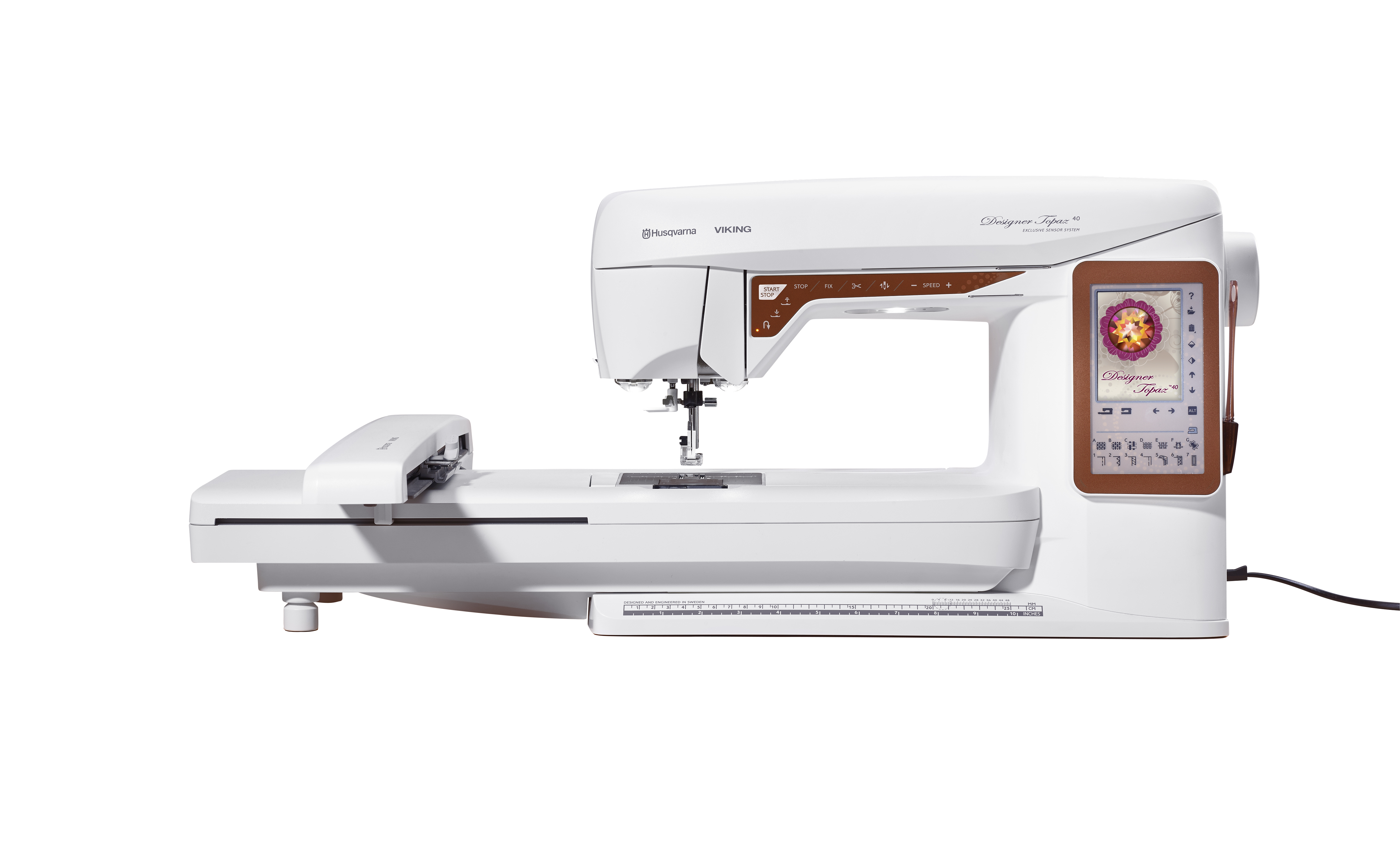 Husqvarna Viking Topaz 40 Sewing Machine Reviews Sew