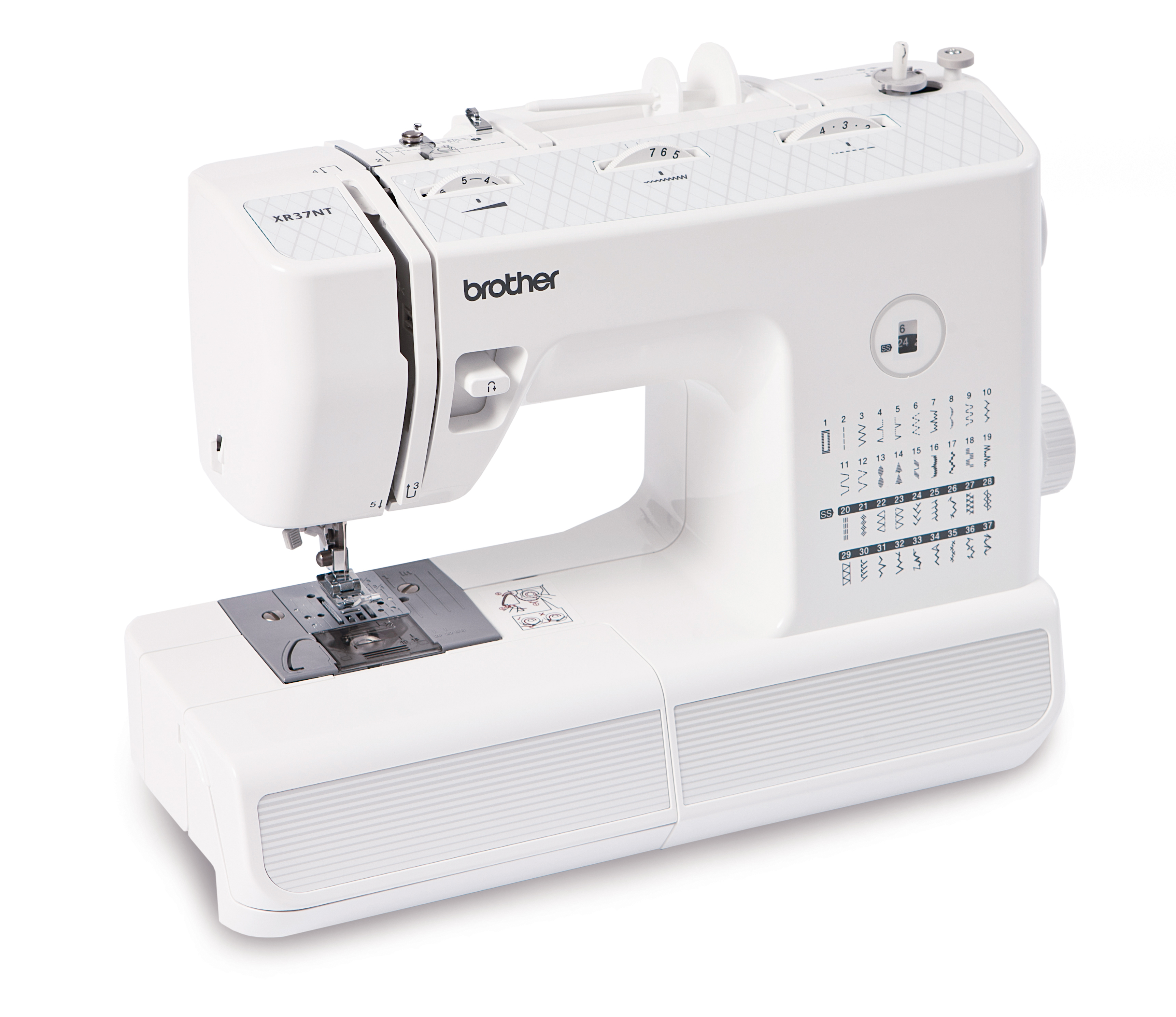 Brother Xr37nt Sewing Machine Reviews Sew Magazine