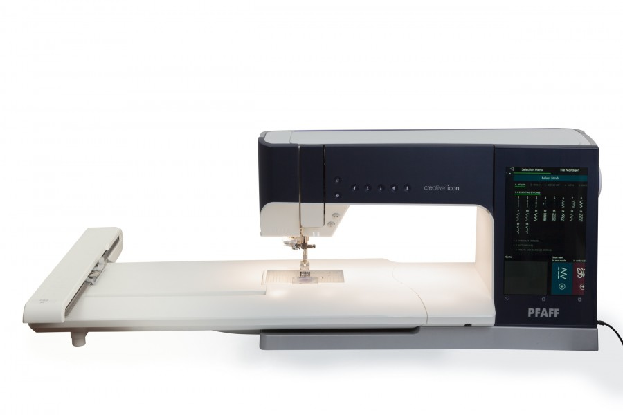 Pfaff Creative Icon Sewing Machine Reviews Sew Magazine