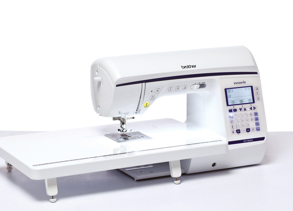 Brother innov is nv 1800 sewing machine reviews sew magazine