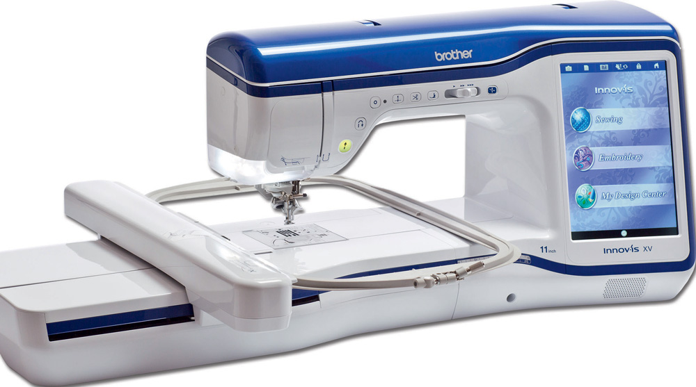 Brother Innov Is Xv Sewing Machine Reviews Sew Magazine