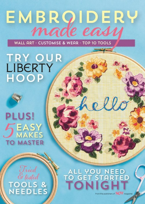 Embroidery Made Easy Supplement