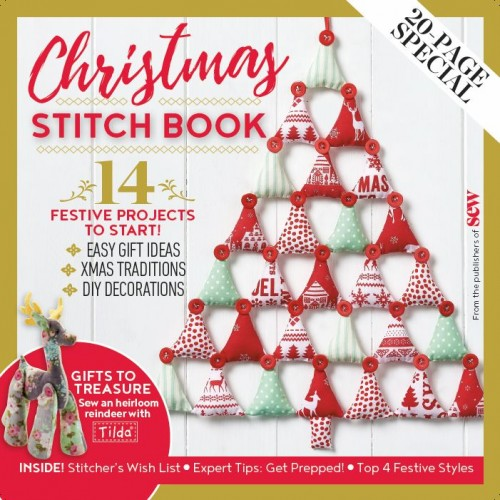 Christmas Stitch Book supplement