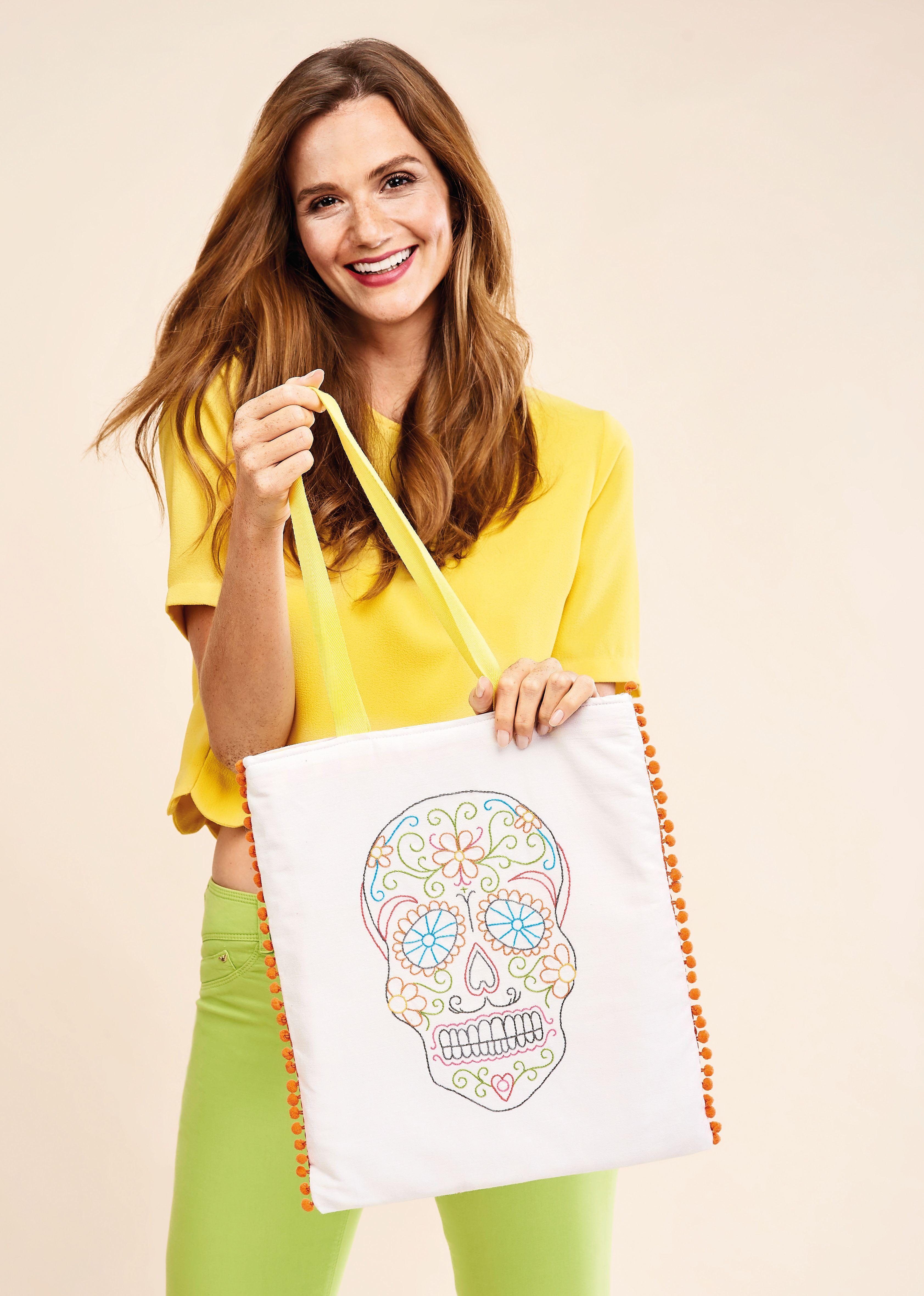 Cath Kidston Shoulder Bag - Magazine Templates - Sew Magazine